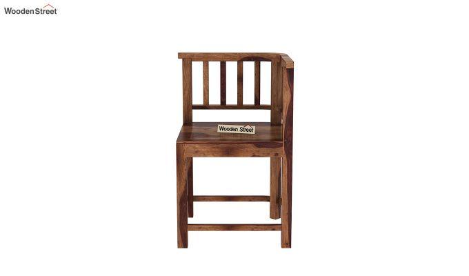 Cohoon 6 Seater Dining Set (Teak Finish)-9
