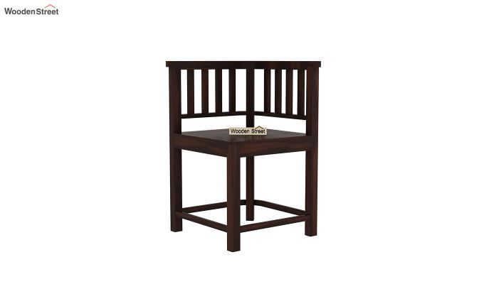 Cohoon 6 Seater Dining Set (Walnut Finish)-8