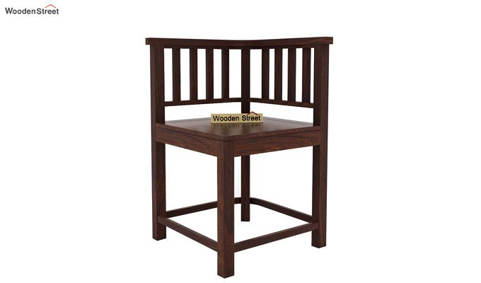 Cohoon 6 Seater Dining Set (Walnut Finish)-9
