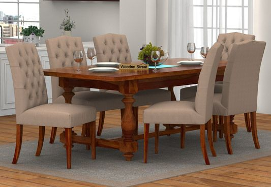 6 seater dining table buy six seater dining table online