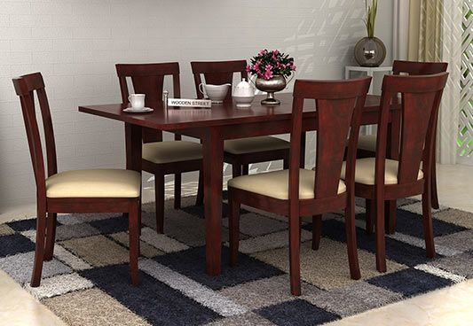 Folding Dining Table: Buy Solid Wood Extendable Dining