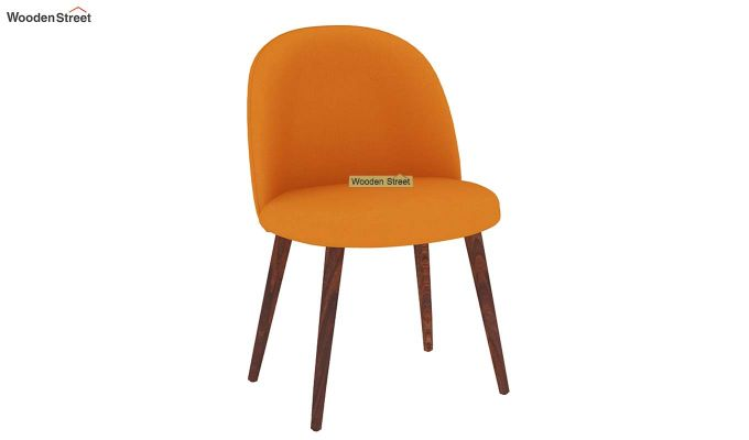 Lucien Dining Chair (Walnut Finish)-2