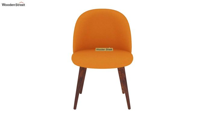 Lucien Dining Chair (Walnut Finish)-3