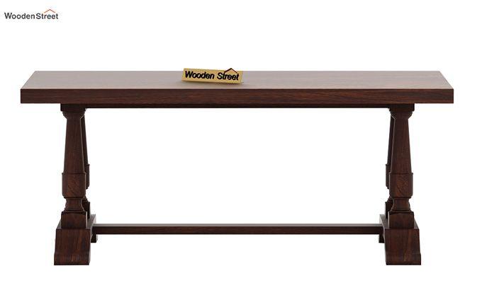 Redigo 6 Seater Dining Table Set (Walnut Finish)-4