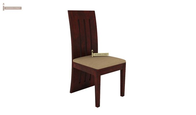 Terex 2 Seater Dining Set (Mahogany Finish)-6