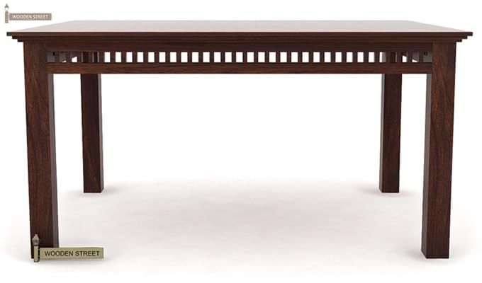 Adolph Dining Table (Walnut Finish)-3