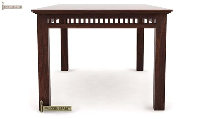 Adolph Dining Table (Walnut Finish)-4