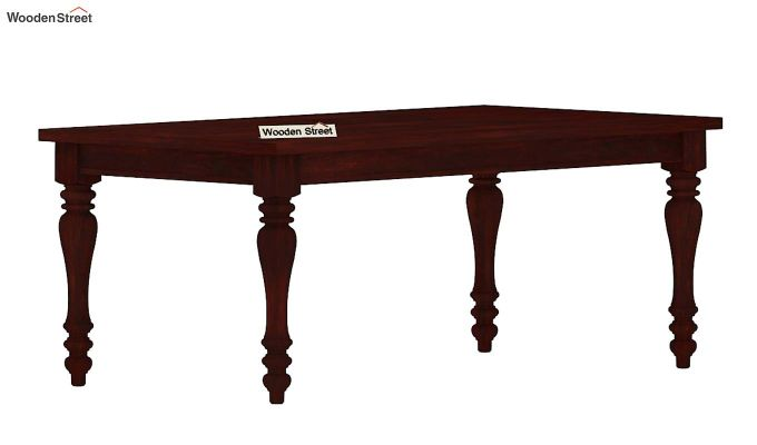 Arenberg Dining Table (Mahogany Finish)-3