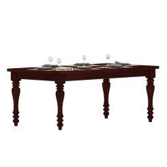 Arenberg Dining Table (Mahogany Finish)