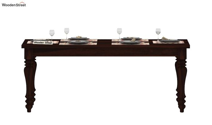 Arenberg Dining Table (Walnut Finish)-3