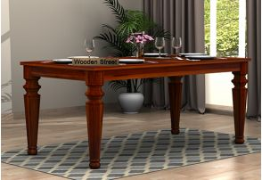 Dining Tables Buy Wooden Dining Table Online India Best Price