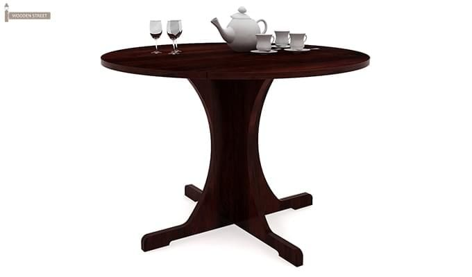 Chelsea Dining Table (Mahogany Touch)-1