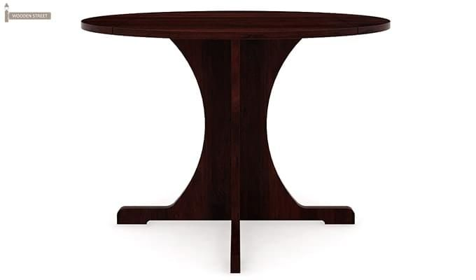 Chelsea Dining Table (Mahogany Touch)-2