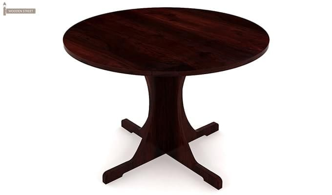Chelsea Dining Table (Mahogany Touch)-3