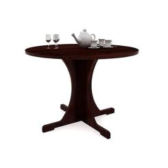 Chelsea Dining Table (Mahogany Touch)