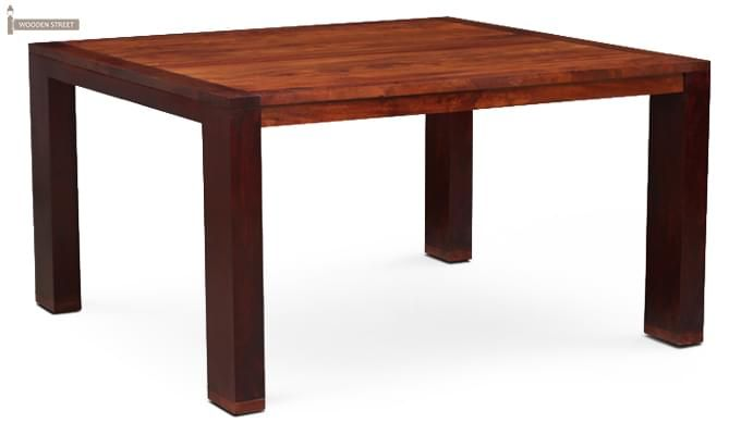 Craven Dining Table (Honey Finish)-1