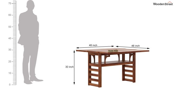Feller Foldable Dining Table-8