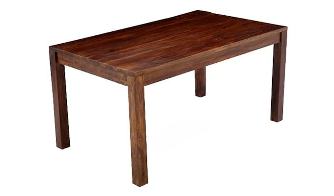Flick Dining Table (Teak Touch)-2
