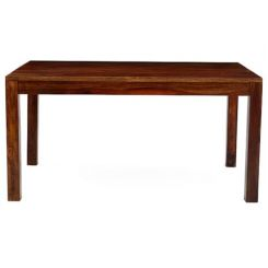 Flick Dining Table (Teak Touch)