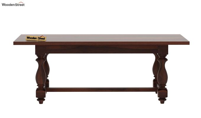 Gorsin Dining Table (Walnut Finish)-4
