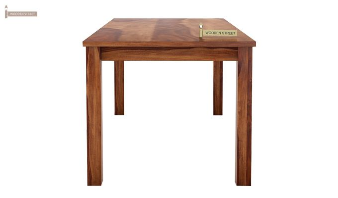 Janet Store Dining Table (Teak Finish)-2