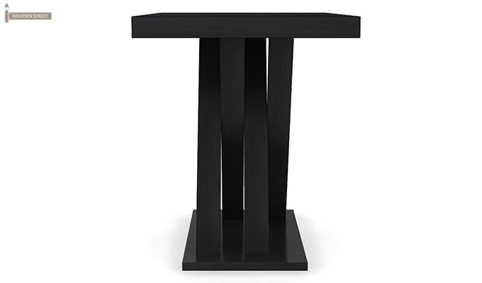 Paulson Dining Table (Black Finish)-2