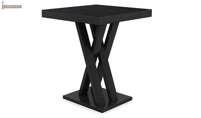 Paulson Dining Table (Black Finish)-3