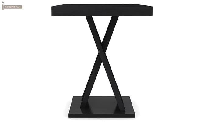 Paulson Dining Table (Black Finish)-4