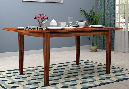 Sheesham wood dining table online