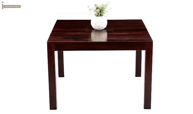 Tracy Dining Table (Mahogany Finish)-1