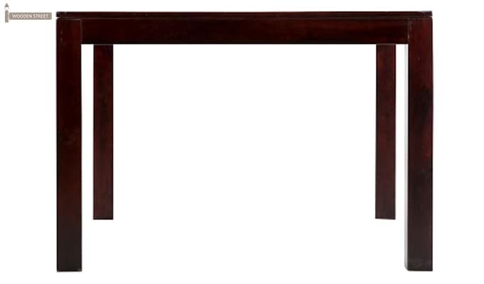 Tracy Dining Table (Mahogany Finish)-2