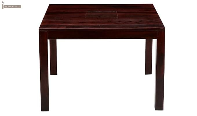Tracy Dining Table (Mahogany Finish)-4