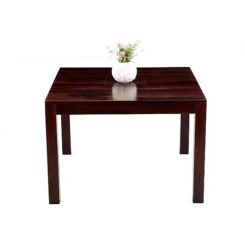 Tracy Dining Table (Mahogany Finish)
