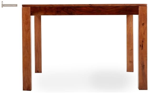 Tracy Dining Table (Teak Finish)-2