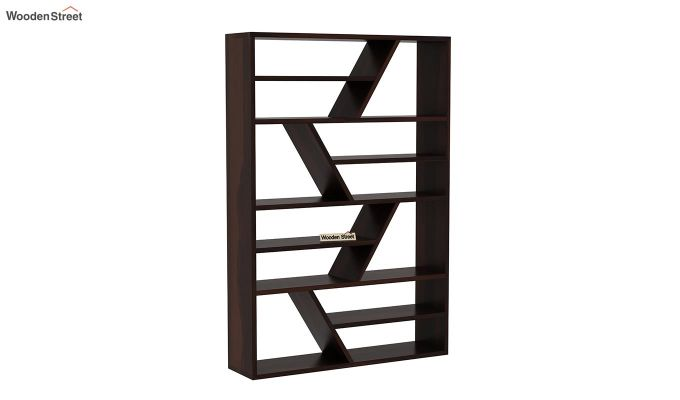 Barrett Display Unit (Walnut Finish)-3