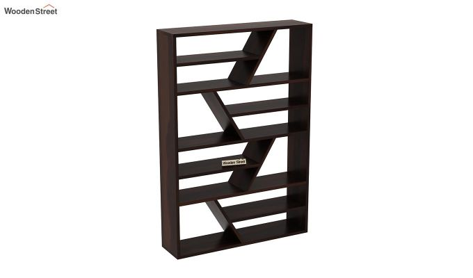 Barrett Display Unit (Walnut Finish)-5