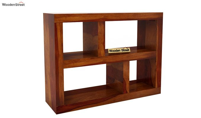 Calder Display Unit (Honey Finish)-4
