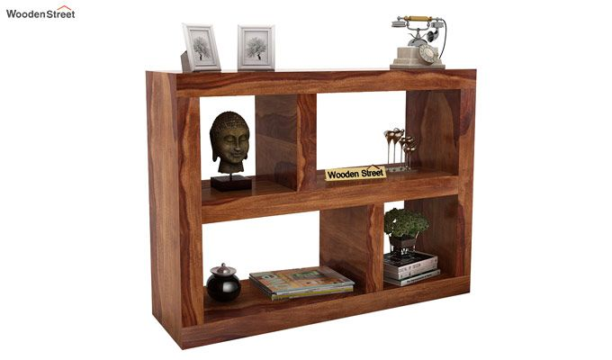 Calder Display Unit (Teak Finish)-1