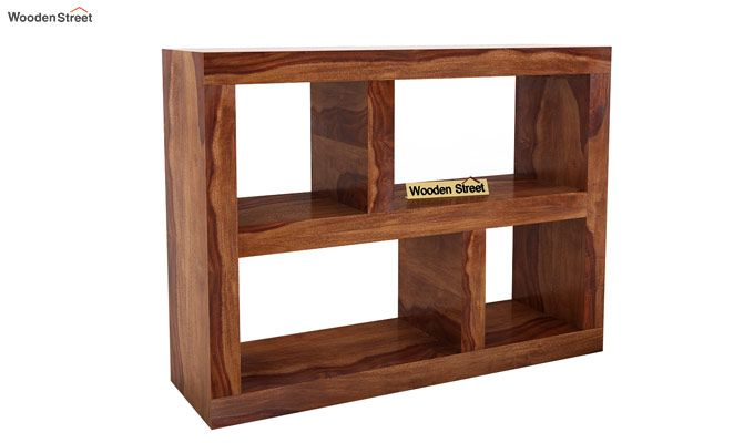 Calder Display Unit (Teak Finish)-3