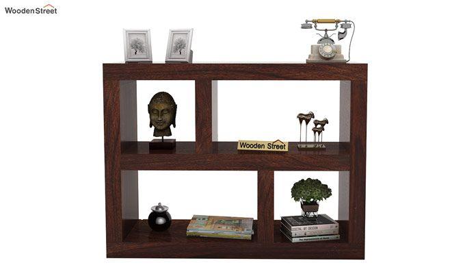 Calder Display Unit (Walnut Finish)-2