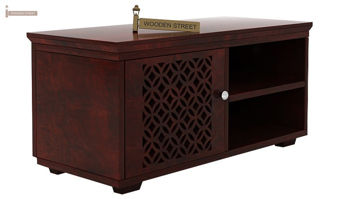 Cambrey Display Unit (Mahogany Finish)-4
