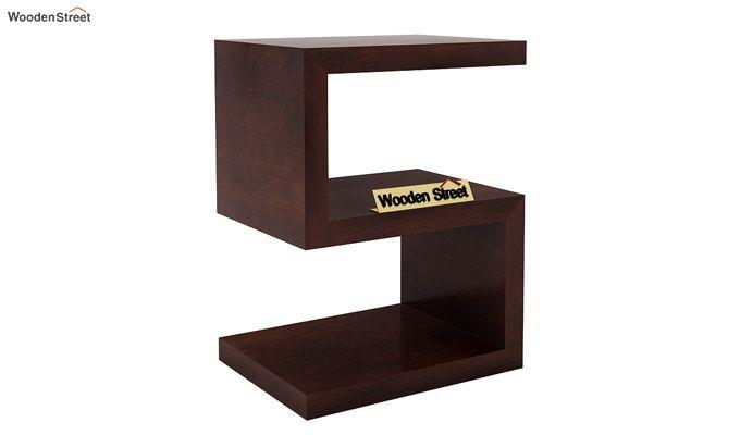 Frank Display Cabinet (Walnut Finish)-4