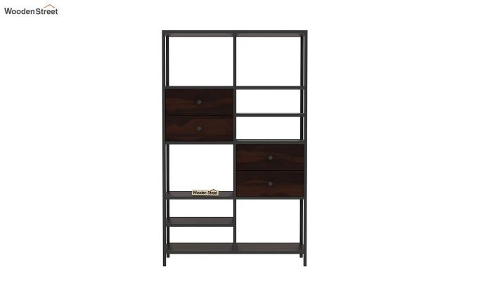 Gemini Display Unit (Walnut Finish)-4