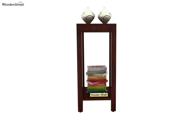 Joel Display Unit (Mahogany Finish)-2