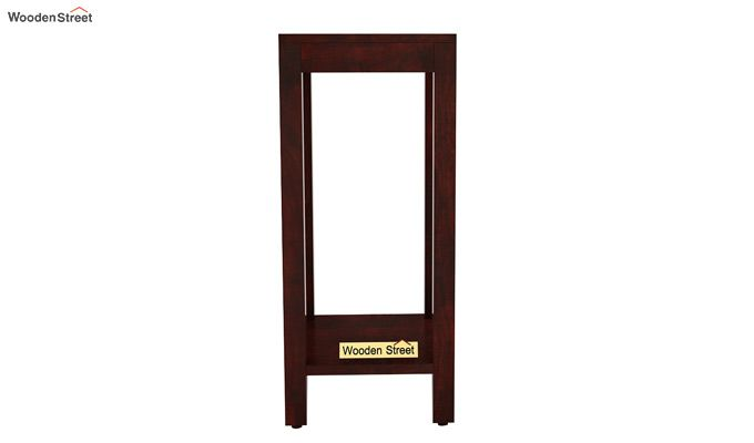 Joel Display Unit (Mahogany Finish)-4