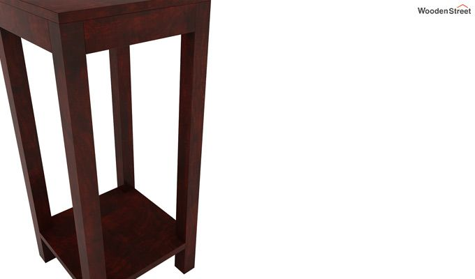 Joel Display Unit (Mahogany Finish)-5