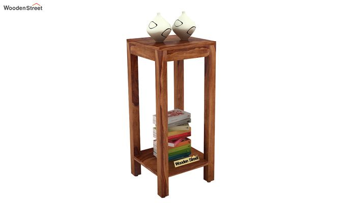 Joel Display Unit (Teak Finish)-1