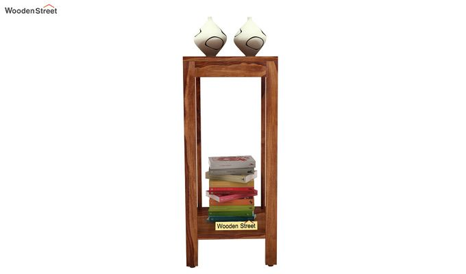 Joel Display Unit (Teak Finish)-2
