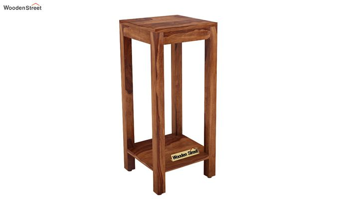 Joel Display Unit (Teak Finish)-3