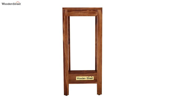 Joel Display Unit (Teak Finish)-4
